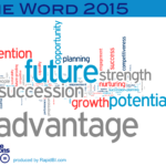 Talent Management – #oneword #HR #CIPD