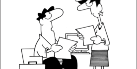 RapidBI office cartoon 255