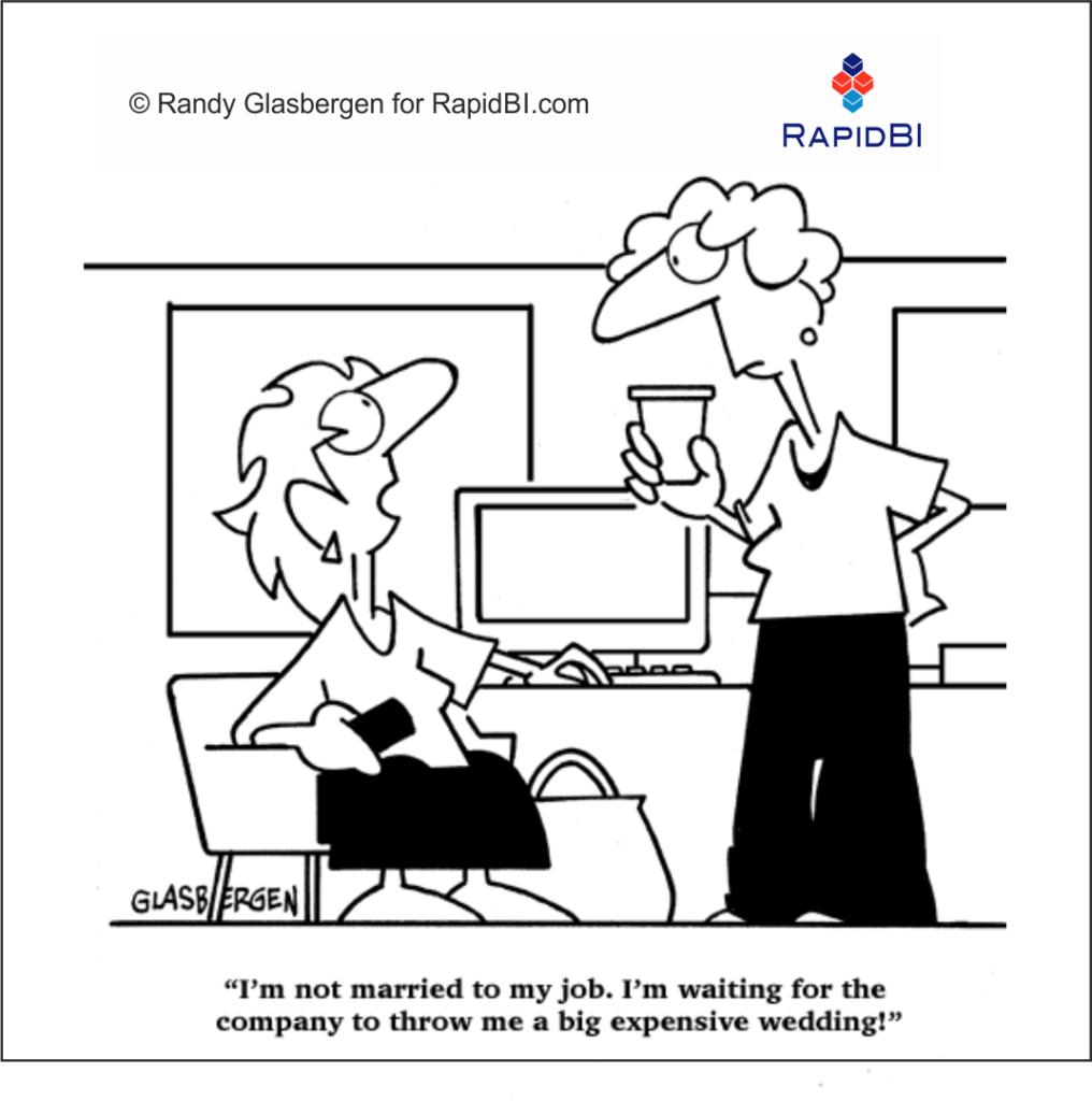RapidBI-Office Cartoon (256) fun friday