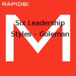 Six Leadership Styles - Goleman