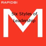 Six Styles of Leadership
