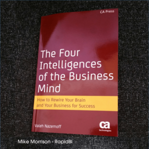 the four intelligences of the business mind book review