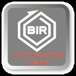 BIR accredited user