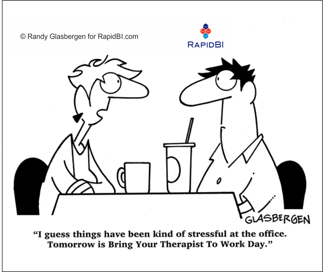 Fun Friday office RapidBI-Cartoon (260)