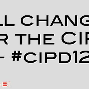 cipd change Explore cipd change management organisational change is a constant in organisations today and can be driven by a number of different forces, including.