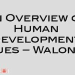 An Overview of Human Development Issues – Walonick