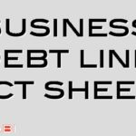 Business Debt line Fact sheets