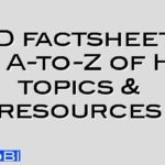CIPD factsheets – an A-to-Z of HR topics & resources