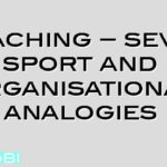Coaching – seven sport and organisational analogies
