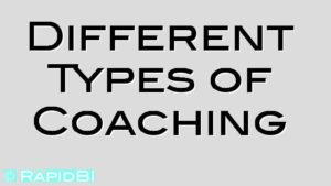 Different Types of Coaching