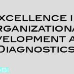 Excellence in Organizational Development and Diagnostics