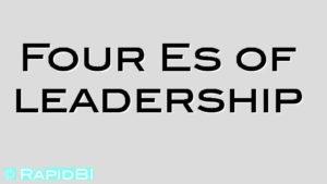 Four Es of leadership