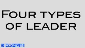 Four types of leader