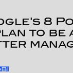 Google's 8 Point plan to be a better manager