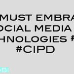 HR must embrace social media & technologies #HR #CIPD