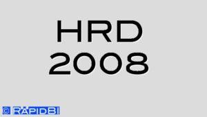 HRD 2008