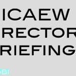 ICAEW Directors Briefings