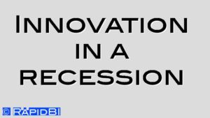Innovation in a recession