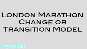 London Marathon Change or Transition Model