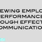 Reviewing employee performance through effective communication