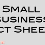 Small Business Fact Sheets