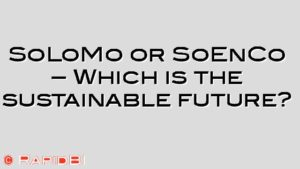 SoLoMo or SoEnCo – Which is the sustainable future?
