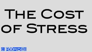 The Cost of Stress