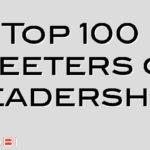 Top 100 Tweeters on Leadership