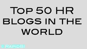 Top 50 HR blogs in the world