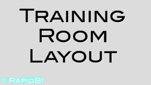 Training Room Layout
