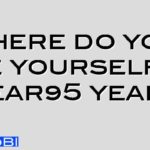 Where do you see yourself in a year…5 years?