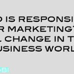 Who is responsible for marketing? – all change in the business world