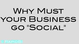 """Why Must your Business go """"Social"""""""