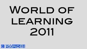 World of learning 2011