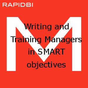 Writing and Training Managers in SMART objectives
