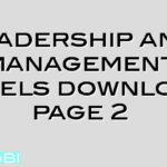 leadership and management models download- page 2