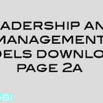 leadership and management models download- page 2a
