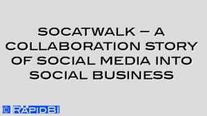 socatwalk – a collaboration story of social media into social business