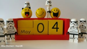 May 4th - may the force be with you