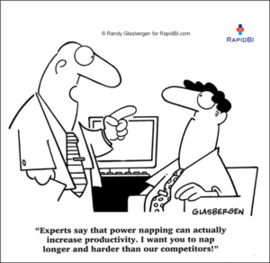 Fun Friday RapidBI office Cartoon (273)