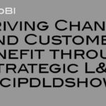 Driving Change and Customer Benefit through Strategic L&D #CIPDldShow