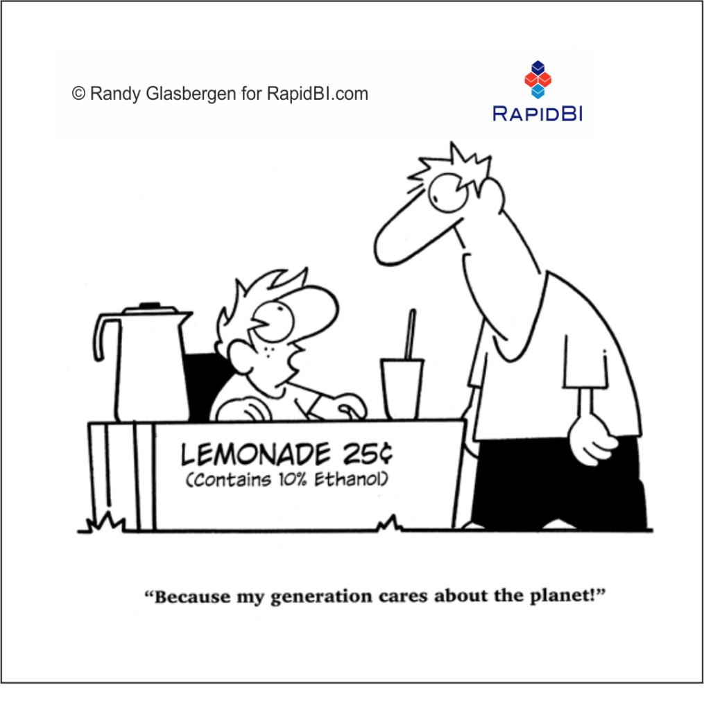 Fun Friday weekly office cartoon RapidBI-Cartoon (283)