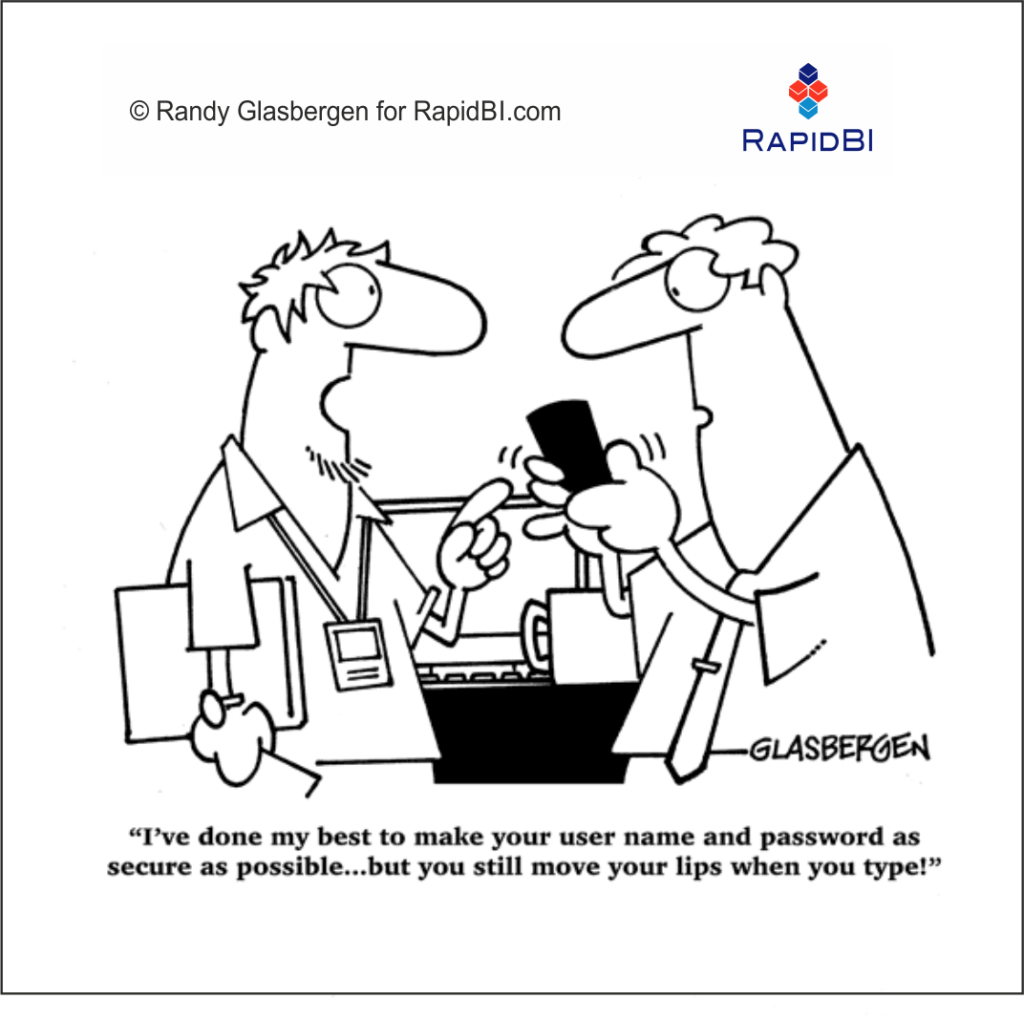 Username and password - Some office fun for a Friday afternoon  Fun Friday – weekly office cartoon #299