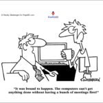 Fun Friday – weekly office cartoon #308 #ff Meetings