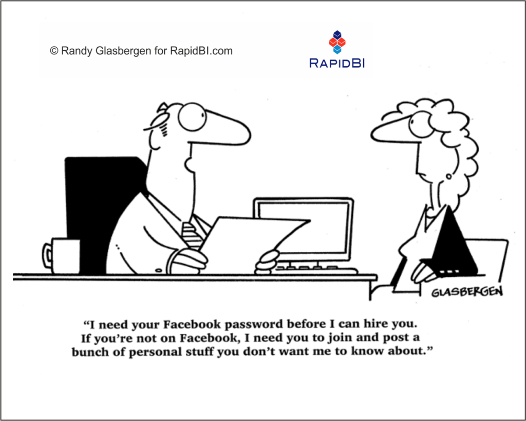 facebook recruitment Some office fun for a Friday afternoon  Fun Friday – weekly office cartoon #311
