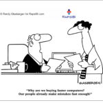 Fun Friday – Computerisation & automation – weekly office cartoon #329 #ff