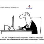 Fun Friday – Corporate wellness – weekly office cartoon #332 #ff