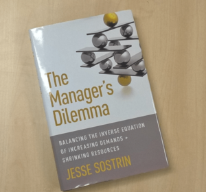 The managers dilemma book review