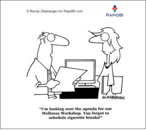 weekly office cartoon RapidBI-Cartoon (346)