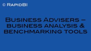 Business Advisers – business analysis & benchmarking tools
